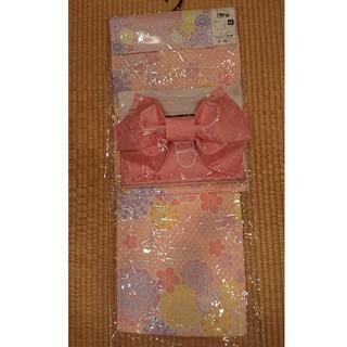 サンリオ(サンリオ)の【新品】ハローキティ 浴衣 ピンク サンリオ(浴衣)