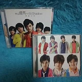 中山優馬w/B.I.Shadow - 中古初回盤セット☆悪魔な恋/NYC(CD+DVD)中山優馬 Sexy Zone