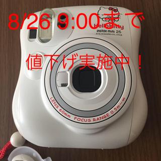 富士フイルム - FUJIFILM instax mini25 Hello Kitty