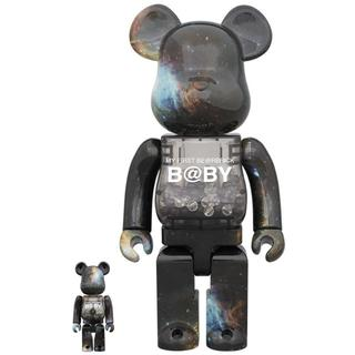 MY FIRST BE@RBRICK B@BY SPACE 100%&400%