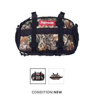 Supreme - 最安値 supreme  waist bag 19fw