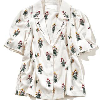 マメ(mame)の本日限定!mame kurogouchi シャツ(シャツ/ブラウス(半袖/袖なし))