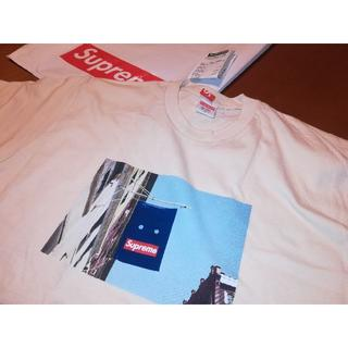 Supreme - 新品 M white week 1 Supreme Banner tee