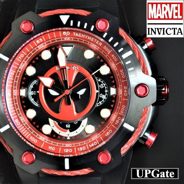 INVICTA - ◆世界限定 超人気『デッドプール』INVICTA Marvel 27325の通販 by ~UPGate~ ラクマ店|インビクタならラクマ