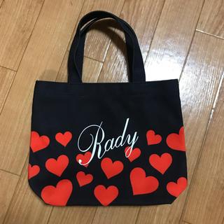 レディー(Rady)のRady☆ハート柄ミニトート(トートバッグ)