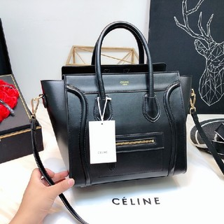 celine -  新品 celine セリーヌ ハンドバッグ ショルダーバッグ