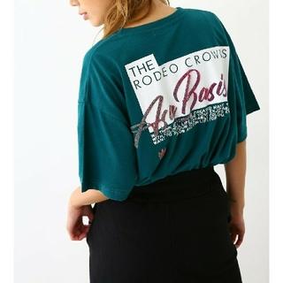 ロデオクラウンズワイドボウル(RODEO CROWNS WIDE BOWL)のRCWB R Basis ビッグTシャツ(Tシャツ(半袖/袖なし))