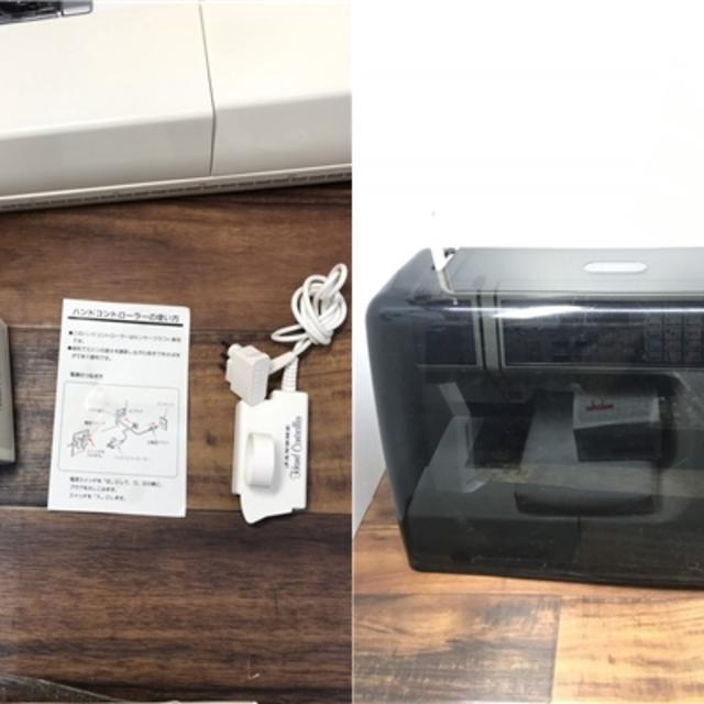 R31766 ジャノメ ミシン Sensor Craft MODEL 7300 スマホ/家電/カメラの生活家電(その他 )の商品写真