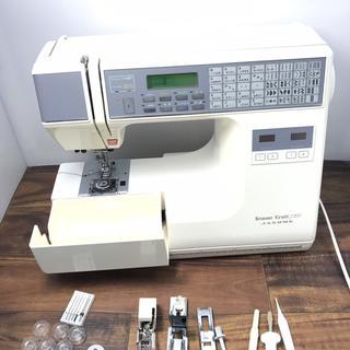 R31766 ジャノメ ミシン Sensor Craft MODEL 7300