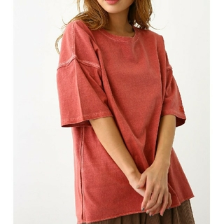 ロデオクラウンズワイドボウル(RODEO CROWNS WIDE BOWL)のRCWB ヴィンテージBIG Tシャツ(Tシャツ(半袖/袖なし))