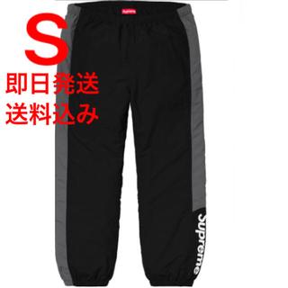 Supreme - S supreme Side Logo Track Pant トラックパンツ ①