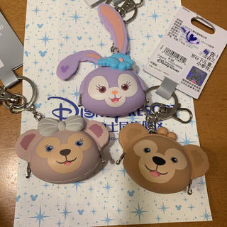 Disney - 上海限定 ダッフィーコインケース