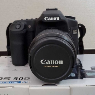 Canon - Canon EOS 50D EF-S17-85 IS USMレンズキット