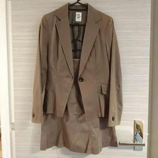 ミッシェルクラン(MICHEL KLEIN)のMICHEL KLEIN スカートスーツ(スーツ)