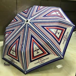 CHANEL - CHANEL 折りたたみ 傘 003