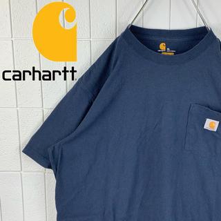 carhartt - カーハート 激レア ゆるだぼ 90s オーバーサイズ 胸ポケット Tシャツ 人気