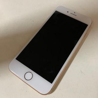 iPhone - iPhone8 256GB SIMフリー ゴールド