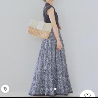 Demi-Luxe BEAMS - マリハ MARIHA 草原の虹 スカート