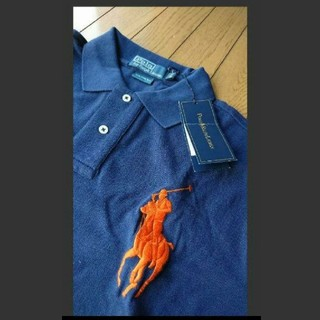 ポロラルフローレン(POLO RALPH LAUREN)の【新品】ポロラルフローレン ポロシャツ ビックポニー(ポロシャツ)