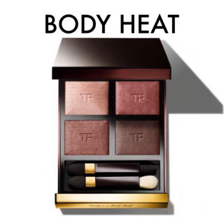 TOM FORD - 新色☆ TOM FORD アイカラークォード 03 Body Heat