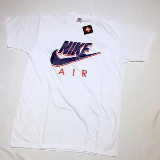 ナイキ(NIKE)のナイキ 90s 新品 tシャツ デッドストック ロゴ 古着 メンズ 白 ホワイト(Tシャツ/カットソー(半袖/袖なし))