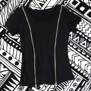 ファンキーフルーツ(FUNKY FRUIT)のDrug  honey ストレッチt シャツ(Tシャツ(半袖/袖なし))