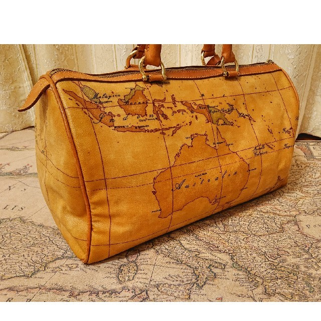 PRIMA CLASSE(プリマクラッセ)の横幅35cm 激レア 日本柄 プリマクラッセ ボストンバッグ レディースのバッグ(ボストンバッグ)の商品写真