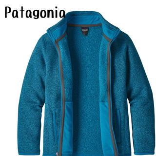 パタゴニア(patagonia)のPatagonia ブルゾン ベターセータージャケット (kids XL)(ブルゾン)
