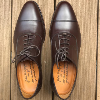 Crockett&Jones - ジャランスリウァヤ 革靴