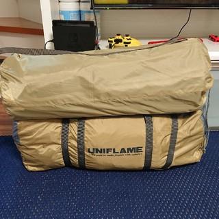ユニフレーム(UNIFLAME)のユニフレーム REVOドーム5 スタートセット 5人用(テント/タープ)