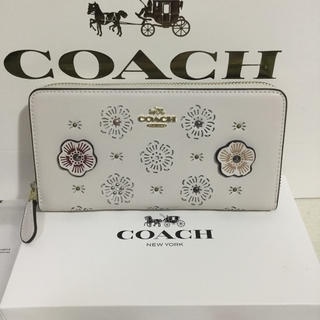 COACH - COACH  コーチ 長財布 定番人気 新品正規品