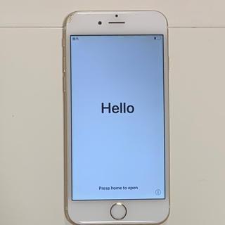 Apple - 【即日発送】iPhone 6 Gold 16 GB Softbank