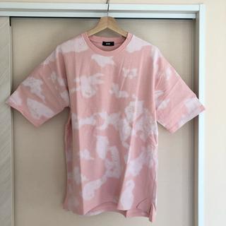 ロデオクラウンズワイドボウル(RODEO CROWNS WIDE BOWL)のヴィンテージ風 RODEO CROWNS  プリントT (Tシャツ/カットソー(半袖/袖なし))