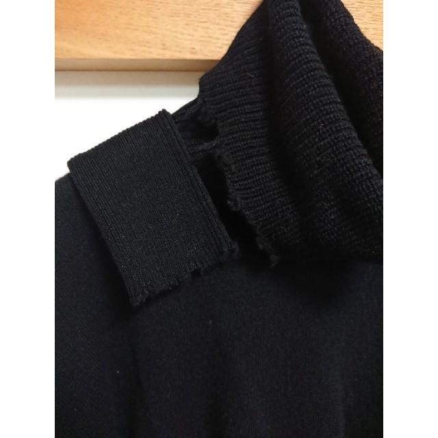 DIESEL(ディーゼル)の冬物 DIESEL ニット レディースのトップス(ニット/セーター)の商品写真