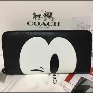 COACH - COACH 財布 ミッキー
