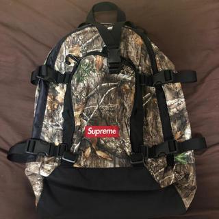 Supreme - supreme 19fw backpack