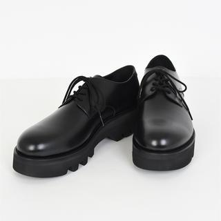ラッドミュージシャン(LAD MUSICIAN)のLAD MUSICIAN 15aw round toe shoes 44サイズ(スニーカー)
