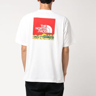 THE NORTH FACE - 新品 THE NORTH FACE S/S Load to Joshua Tee