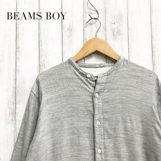 BEAMS BOY - 【BEAMS BOY】シャツワンピース ビームスボーイ