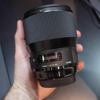 Canon - 大人気! SIGMA Art 135mm F1.8 Canonマウント