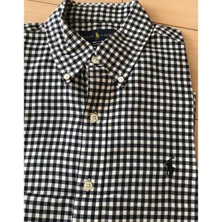 Ralph Lauren - ralph lauren チェックシャツ
