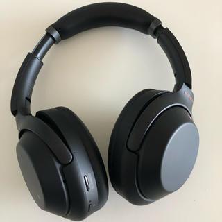 ソニー(SONY)のSONY ノイズキャンセルヘッドホン WH-1000XM3(ヘッドフォン/イヤフォン)