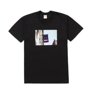 Supreme - 込み supreme  banner tee black Mサイズ