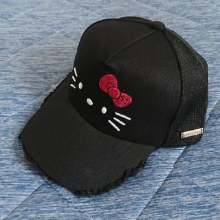 Rady - Rady 新品 Hello Kitty ブラック キャップ 帽子
