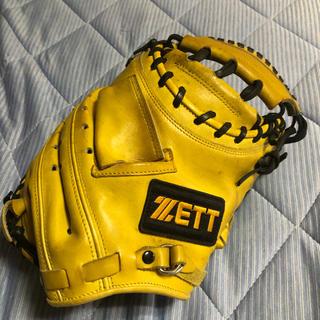 ZETT - ZETTプロステ 硬式キャッチャーミット