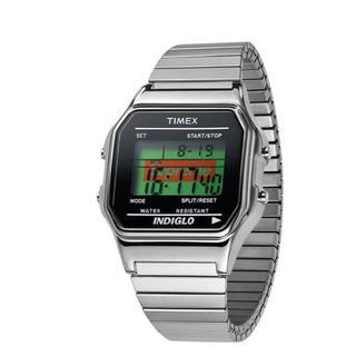 シュプリーム(Supreme)のsupreme TIMEX シルバー(腕時計(デジタル))