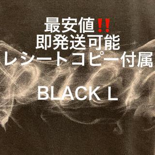Supreme - [最安値] BLACK L SUPREME SMOKE TEE