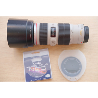 Canon - ef 70-200mm f4l is usm