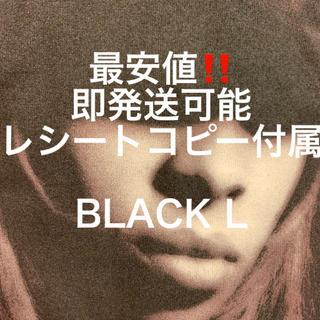 Supreme - [最安値] BLACK L SUPREME Mary J. Blige TEE