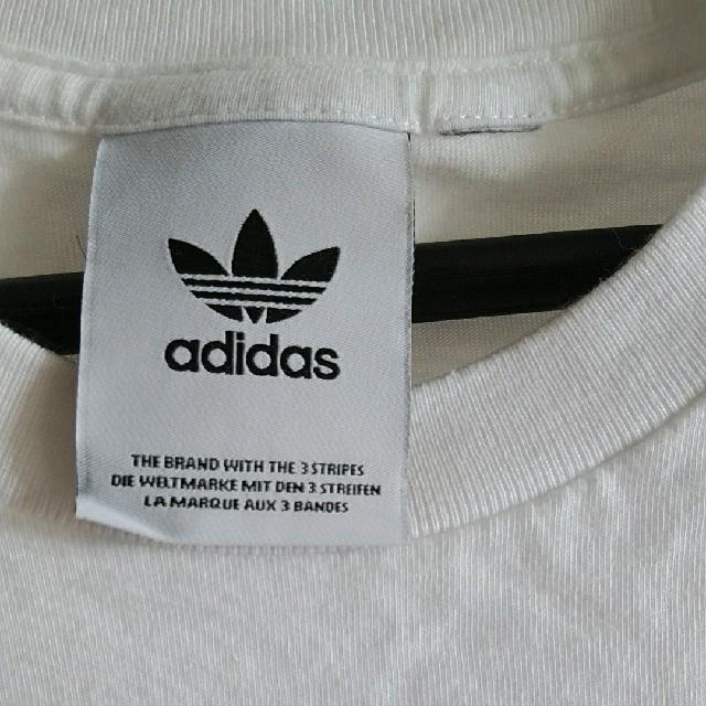 adidas(アディダス)のアディダスティーシャツ メンズのトップス(Tシャツ/カットソー(半袖/袖なし))の商品写真